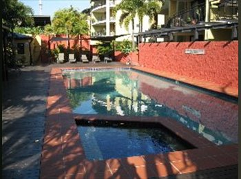 EasyRoommate AU - WEST END - Quiet tidy female required - West End, Brisbane - $953