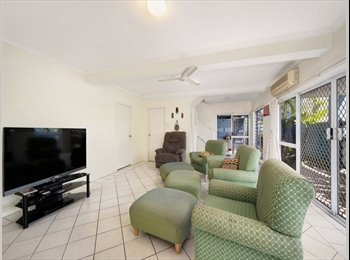 EasyRoommate AU - Air Conditioning Couple/Twin available - Cairns North, Cairns - $867