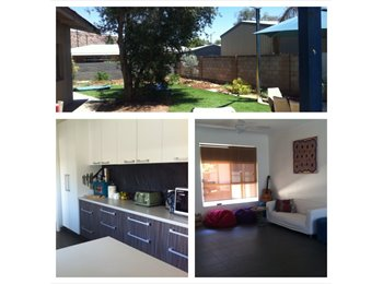 EasyRoommate AU - COUPLE WANTED: Big room, quiet area - Gillen, Alice Springs - $780