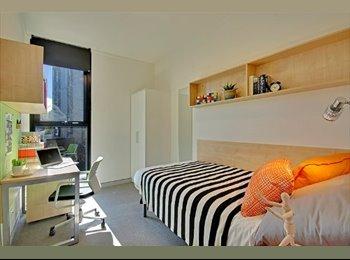 EasyRoommate AU - Urbanest Cleveland- Single ensuite room USYD UTS - Redfern, Sydney - $1707