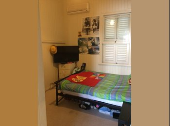 EasyRoommate AU - Room for rent at Paddington. $200 per week - Paddington, Brisbane - $867