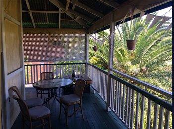 EasyRoommate AU - Spacious Room for Rent in Auchenflower - Auchenflower, Brisbane - $754