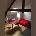 Appartager BE studio nivelles courte durée ( +- 6 mois ) - Seneffe, Charleroi - € 440 par Mois - Image 1