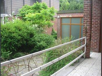 Appartager BE - Bruxelles, entrée côté vert - Watermael Boitsfort - Watermaal Bosvoorde, Bruxelles-Brussel - €325