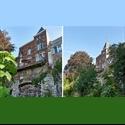 Appartager BE Chambres dans maison de Maître à Thuin - Montigny-le-Tilleul, Charleroi - € 350 par Mois - Image 1