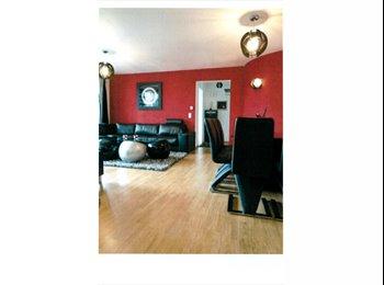 Appartager BE - Colocation pour appartement de 80m2 sur Anderlecht - Anderlecht, Bruxelles-Brussel - €600