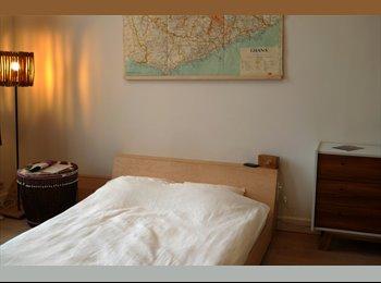 Appartager BE - Super chambre à louer dans une maison de maître - Koekelberg, Bruxelles-Brussel - €525