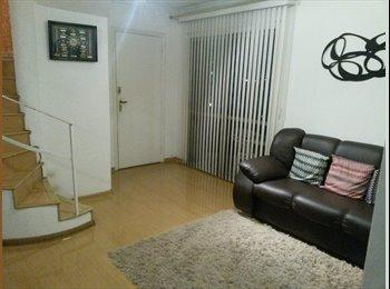 EasyQuarto BR - Quartos em cobertura duplex (valor da cama) - Morumbi, São Paulo capital - R$500