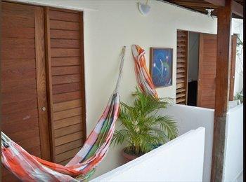 EasyQuarto BR - Quitinete mobiliada em Tambaú - Outros, João Pessoa - R$650