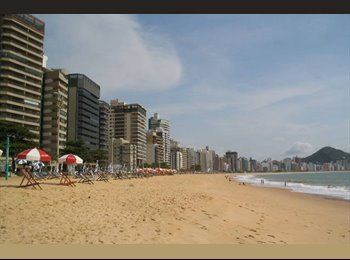 EasyQuarto BR - Alugo Quarto de casal na Praia de Itapoã - Vila Velha, Vitória e Região Metropolitana - R$630