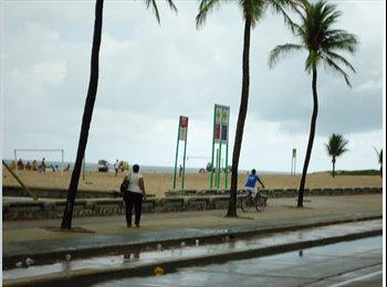 EasyQuarto BR - alugo quartos perto praia bom local familiar - Recife, Recife - R$450