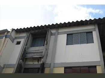 EasyQuarto BR - Cond:VALE DO SOL 1, Bairro: PETROPOLIS - Manaus, Manaus - R$600