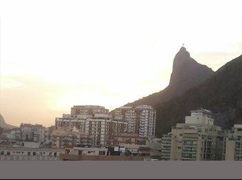 EasyQuarto BR - linda vista - Botafogo, Rio de Janeiro (Capital) - R$900