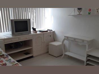 EasyQuarto BR - Quarto mobiliado e confortável - Barra da Tijuca, Rio de Janeiro (Capital) - R$1600