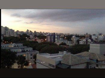EasyQuarto BR - Ao lado do terminal do Portão/Shopping Palladium - Outros Bairros, Curitiba - R$450