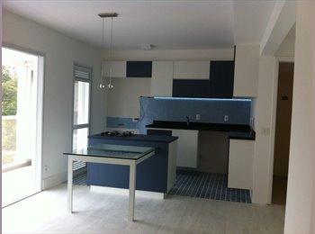 EasyQuarto BR - Suite mobiliada  Morumbi - Morumbi, São Paulo capital - R$1500