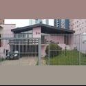 EasyQuarto BR HOSTEL AJBJ  JD BOTANICO (quarto para locação) - Centro, Curitiba - R$ 700 por Mês - Foto 1