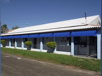 EasyQuarto BR - Residencial Cassino - Rio Grande, Litoral RS-Praias - R$900