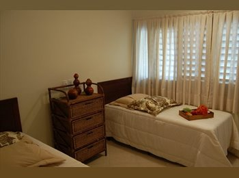 EasyQuarto BR - Alugo quartos de alto padrão - São José do Rio Preto, São José do Rio Preto - R$450