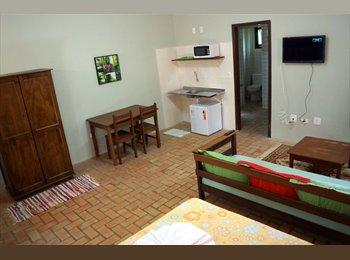 EasyQuarto BR - Curitiba Eco Village II - Ecoville, Curitiba - R$1500