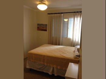 EasyQuarto BR - Alugamos Quarto cama de casal Pinheiros 1680R$ inc - Pinheiros, São Paulo capital - R$1580