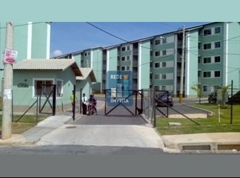 EasyQuarto BR - QUARTO INDIVIDUAL - Belo Horizonte, Belo Horizonte - R$550