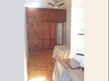 EasyQuarto BR - Quarto Casal / Double Room Copacabana - Copacabana, Rio de Janeiro (Capital) - R$1600