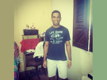 EasyQuarto BR - alex  - 22 - Região Norte-Noroeste Fluminense