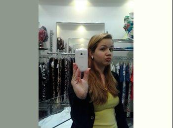 EasyQuarto BR - Jessica - 21 - RM Campinas