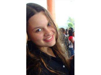 EasyQuarto BR - Sarah - 22 - Rio de Janeiro (Capital)