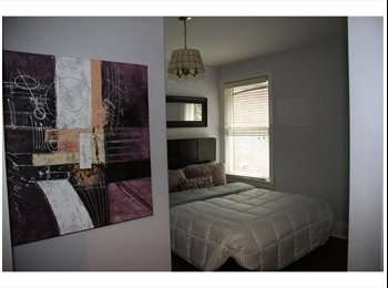 EasyRoommate CA - Beautiful Downtown Furnished Rooms w. Private Bath - Cabbagetown, Toronto - $900
