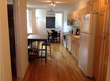 EasyRoommate CA - Looking for roommate in beautiful, fully furnished - Le Plateau-Mont-Royal, Montréal - $675