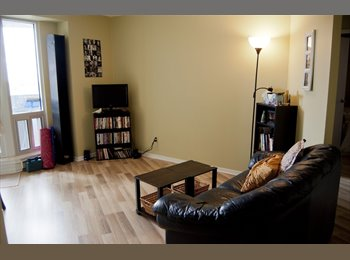 EasyRoommate CA - Room for Sublet in Two Bedroom Apartment - Other Ottawa, Ottawa - $538
