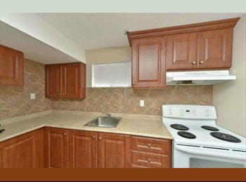EasyRoommate CA - NEW 1Bdrm Basement Apartment - ALL Utilities Inc - East Toronto, Toronto - $950