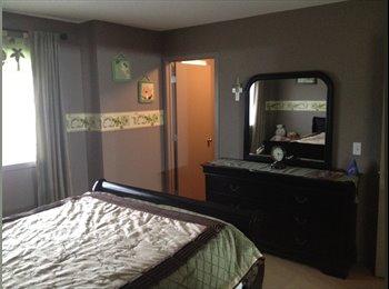 EasyRoommate CA - Spacious bedroom - Calgary, Calgary - $700