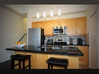EasyRoommate CA - Female roommate wanted to share townhouse - High Park, Toronto - $750