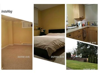 EasyRoommate CA - GREAT FOR SINGLE FAMILY OR SFU & BCIT STUDENTS - Burnaby, Burnaby - $1650