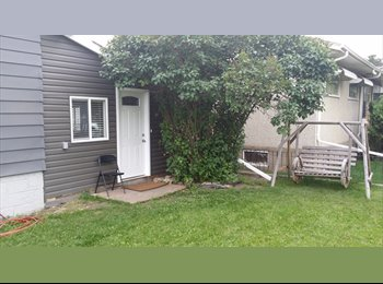 EasyRoommate CA - Bachelor 2 room ground level apartment - North West, Edmonton - $950