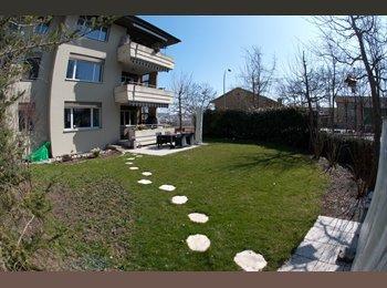 EasyWG CH - Sonniges Zimmer mit eigener WC/Dusche in Sursee - Sursee, Lucerne / Luzern - CHF835