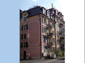 EasyWG CH - Charming Jugendstilhaus mit Dachterrasse - Lucerne / Luzern, Lucerne / Luzern - CHF800