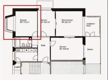 EasyWG CH - Quiet appartment in nice area - Hottingen-Hirslanden - 7. Bezirk, Zürich / Zurich - CHF1500