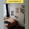 CompartoDepto CL Habitacion libre - Bellas Artes - Gran terraza - Santiago Centro, Santiago de Chile - CH$ 230000 por Mes - Foto 1