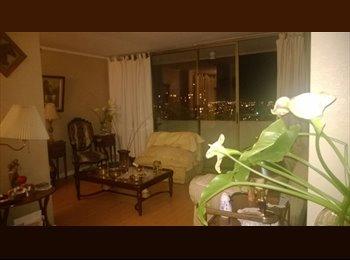 CompartoDepto CL - Arriendo habitación en Santiago Centro - Santiago Centro, Santiago de Chile - CH$*