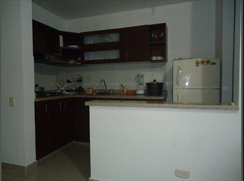 CompartoApto CO - Arriendo habitación en apartamento Plazuela Mayor - Cartagena, Cartagena - COP$*
