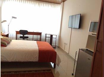 CompartoApto CO - Javeriana habitaciones divinas - Chapinero, Bogotá - COP$*