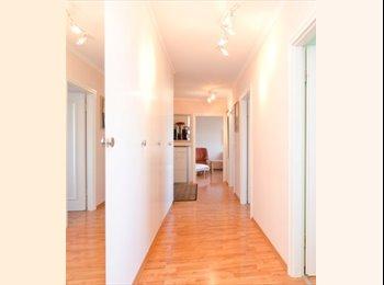 EasyWG DE - Zimmer in einer modernen gemütlichen WG! - Bogenhausen, München - €430