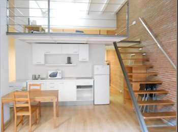EasyPiso ES - Entire loft available NOW to rent by the beach! - Barcelona, Barcelona - €1200