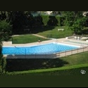 Appartager FR Ch colocataire Ste foy lès lyon piscine+tennis - Sainte-Foy-lès-Lyon, Lyon Périphérie, Lyon - € 300 par Mois - Image 1