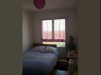 Appartager FR - loue 1 chambre tout confort pour tfemme uniquement - Bagnolet, Paris - Ile De France - €420
