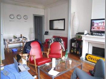 Appartager FR - Recherche aventuriere pour une coloc a 4 - St Jean - Belcier - Carle Vernet - Albert 1er, Bordeaux - €400